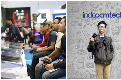 Indocomtech 2019 Hadir Kembali, Surganya Para Pecinta Teknologi dan Games