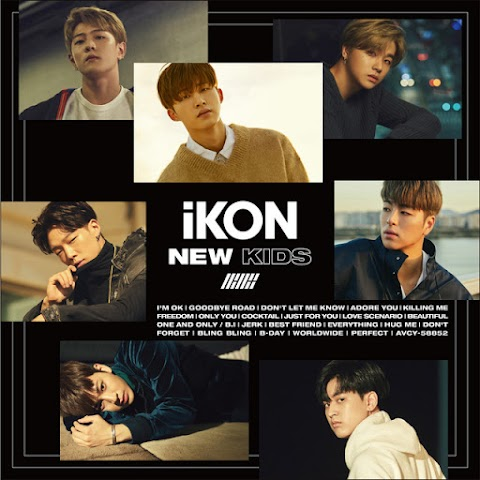 [Lirik] iKON - I'M OK (Japanese Version) (Terjemahan Indonesia)