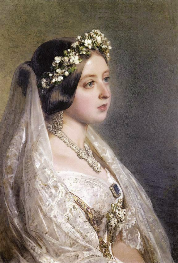 Royal Musings 175 Years Ago Today Queen Victoria Married Prince Albert