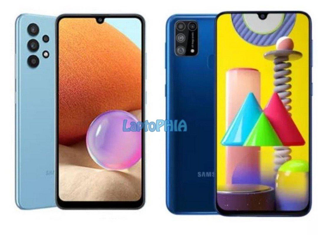 Perbedaan Samsung Galaxy A32 vs Samsung Galaxy M31: Harga Selisih 400 Ribu, Pilih Mana?
