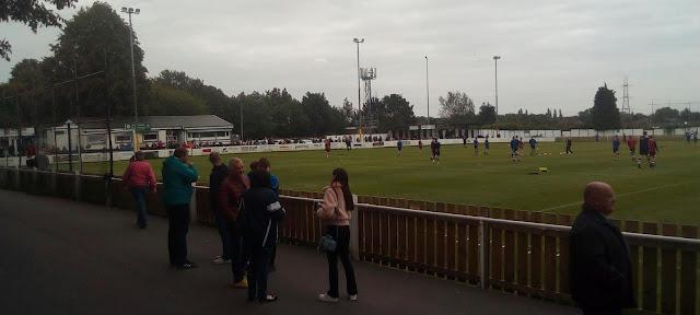 Atherton Colls - Alder Street - Skuna Stadium