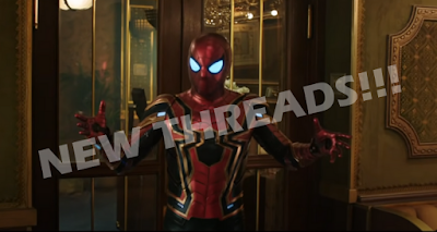 Pete's New Suit For Upcoming Spider-Man Movie Revealed