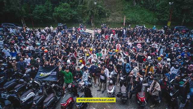 SUNMORI Gabungan Scoopy JATENG DIY 4 April 2021