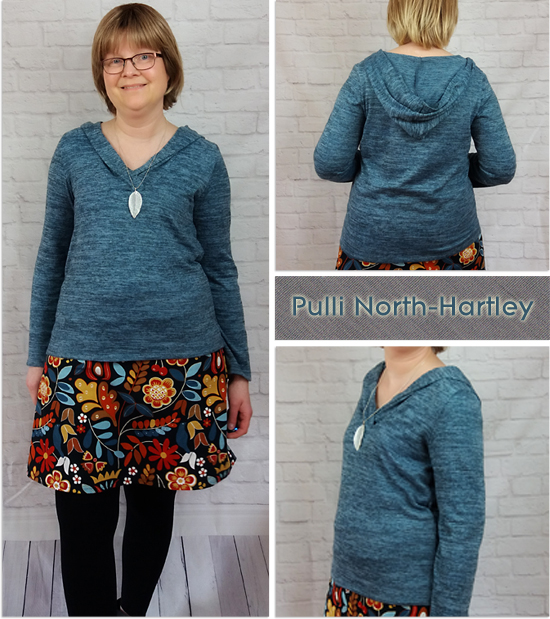 Pulli North-Hartley by Schnittquelle