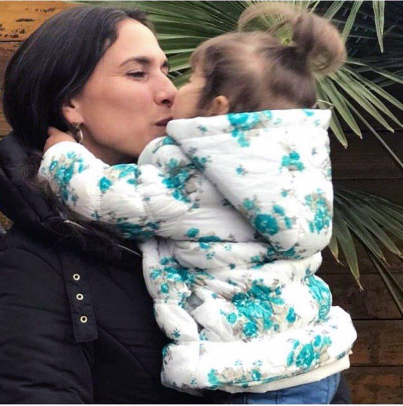 Hija adoptada de Mey Santamaría