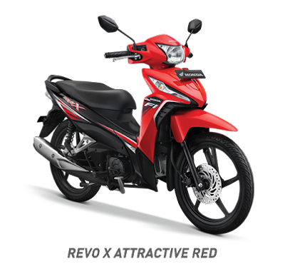 Warna, Fitur, dan Spesifikasi Honda Revo X