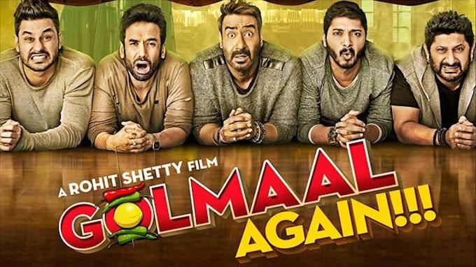 Golmaal Again (2017) Full Hd Movie Online Play & Download (Orignal Print)