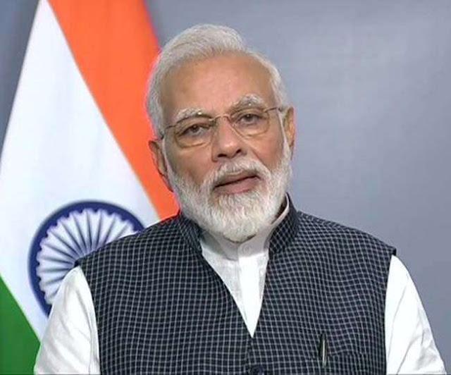 भाजपा के स्थापना दिवस पर बोले PM मोदी, एकजुट होकर भारत को COVID-19 से मुक्त करें