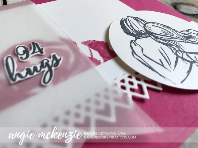 "By Angie McKenzie for JOSTTT009 Design Team Inspirations; Click READ or VISIT to go to my blog for details! Featuring the Artfully Aware, Beautiful Friendship, Forever Lovely, Itty Bitty Birthday and Make a Difference Stamp Sets, 2-1/4"" Circle Punch, Delicate Lace Dies, Stitched Nested Labels Dies; #stampinup #handmadecards #naturesinkspirations #envelopedesigns #stationerybyangie #floralcards #family  #birthdaycards #makingotherssmileonecreationatatime #josttt009 #ilovemyfamily"