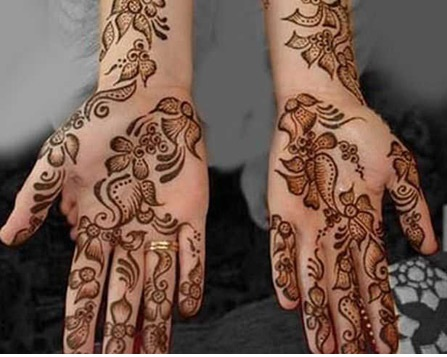 2019 Eid ul fitr Henna designs