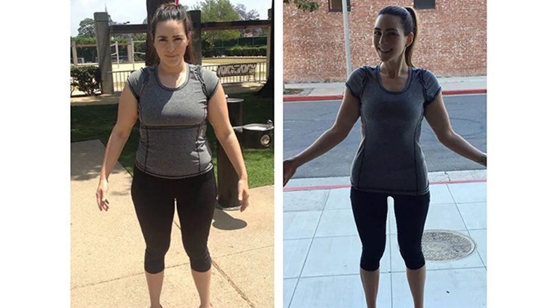 7 Easy Ways This Woman Lost 100 Pounds