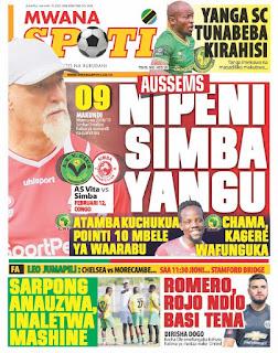 Habari kubwa za Magazeti ya Tanzania leo January 10, 2021