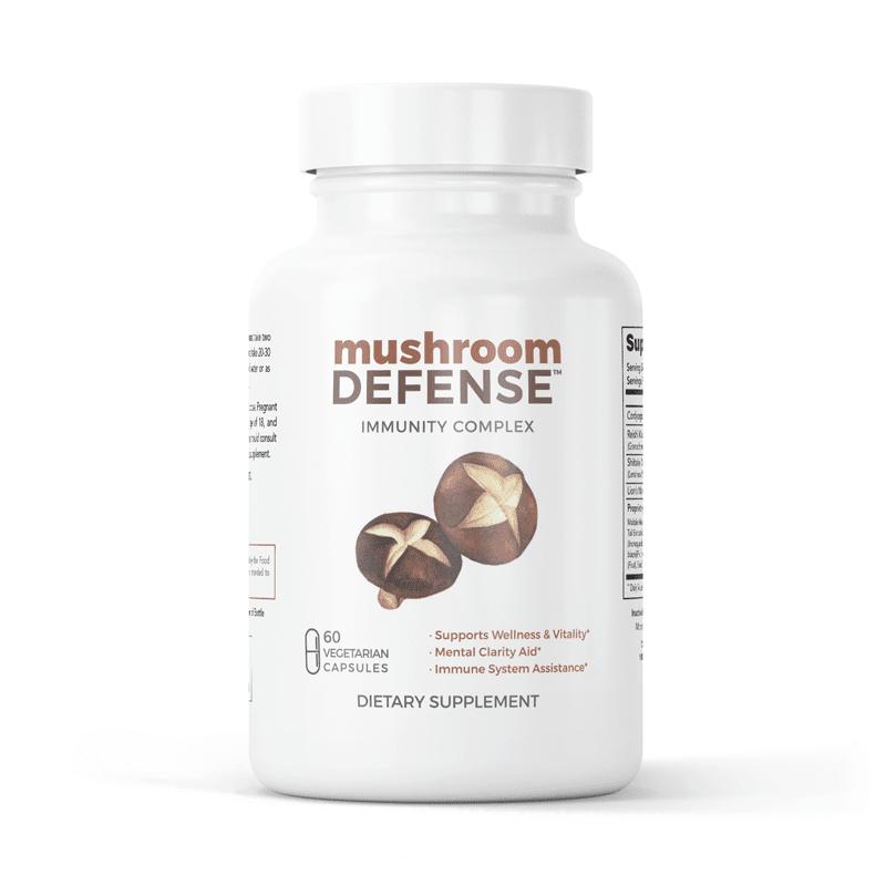 mushroom defense