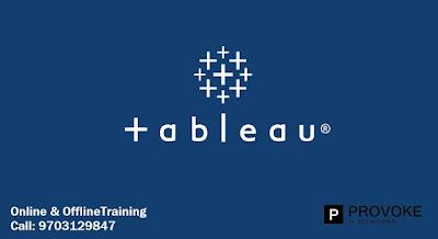 Tableau Training in Hyderabad