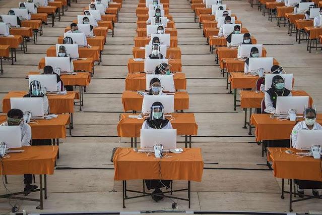 Jadwal Seleksi CPNS Untuk Lulusan SMA dan Pendaftaran PPPK Guru