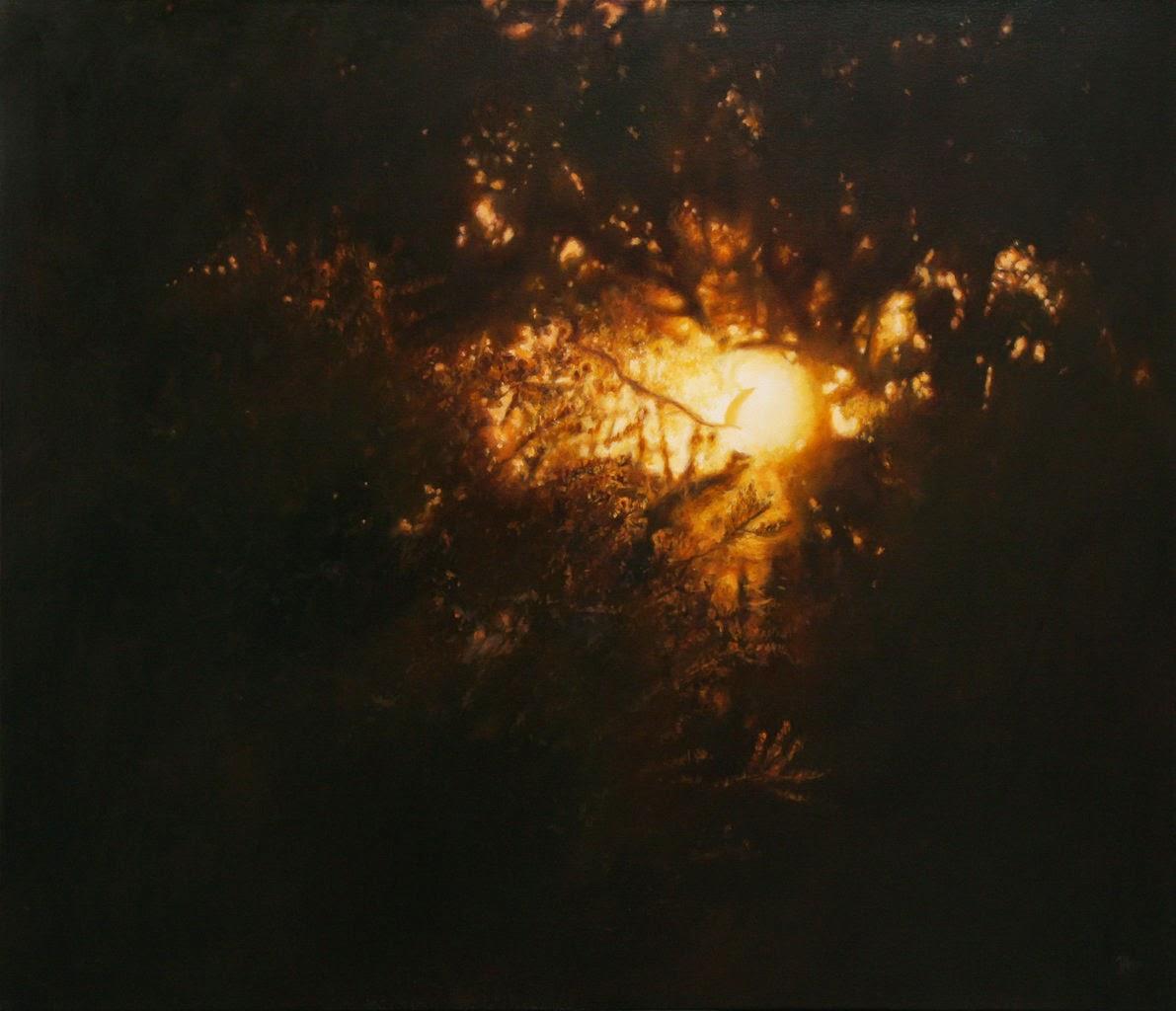 Efêmero - Matthew Weathers e suas pinturas | O pintor da luz
