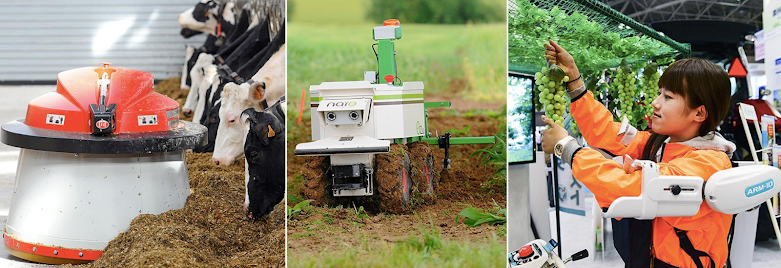 Role of computer science and Robotics In Agriculture Industry (Robotic Technology)