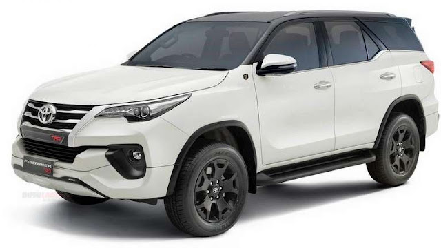 Toyota Fortuner TRD Celebration Edition 2019