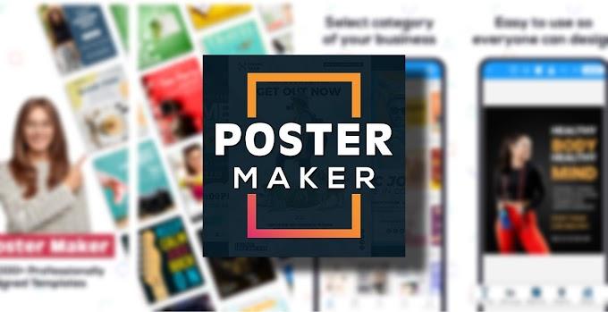 Poster Maker 2021 v48.0 Pro APK