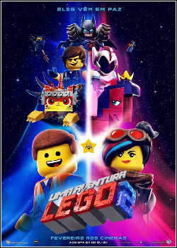 Uma Aventura Lego 2 Dublado