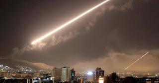 سورية، اسرائيل، الدفاعات الجوية السورية، قصف اسرائيلي حزب الله، الجولان المحتلة، يورونيوز، حربوشة نيوز