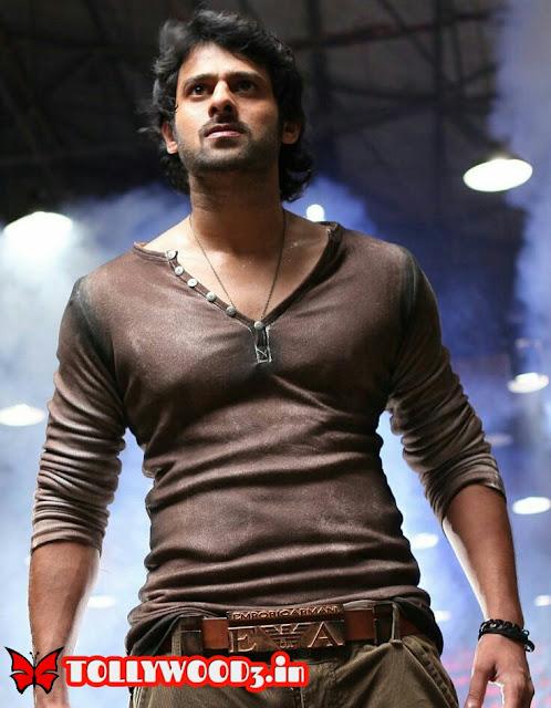Prabhas body in rebel movie