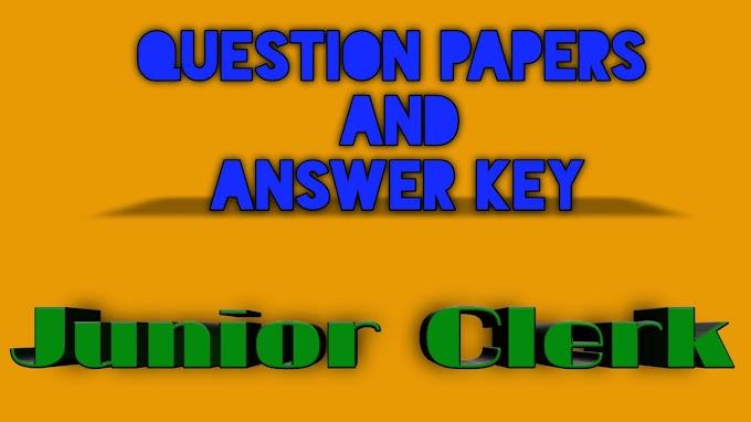 Junior Clerk (HNGU) Question Paper (22-12-2019) || servicegujarat.com