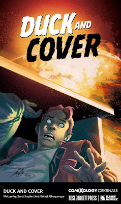 ComiXology and Scott Snyder's Best Jacket Duck and Cover