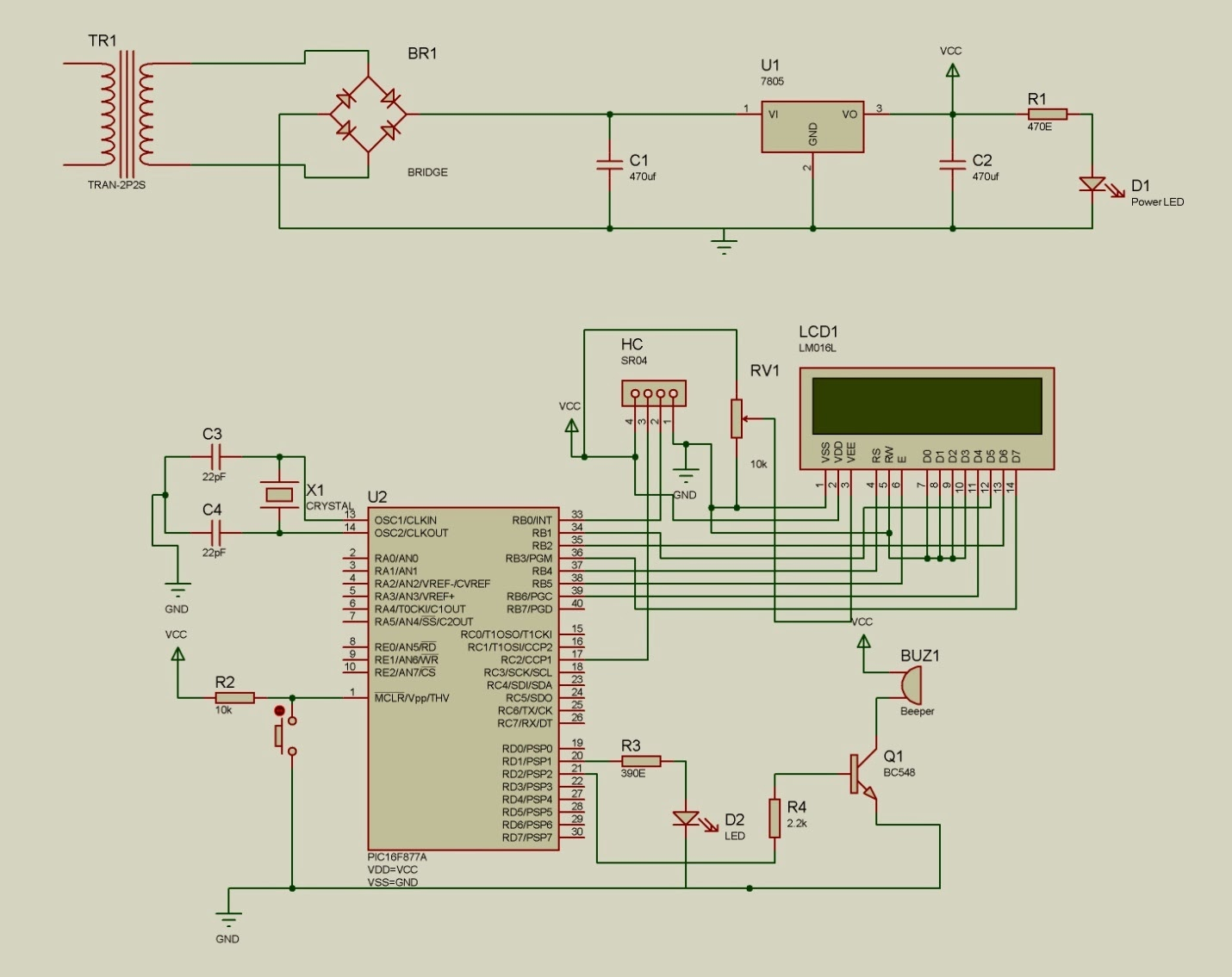 Speaking Microcontroller For Deaf And Dumb Electronicsprojects Sound Voice Recorder Circuit Schematic Diagram