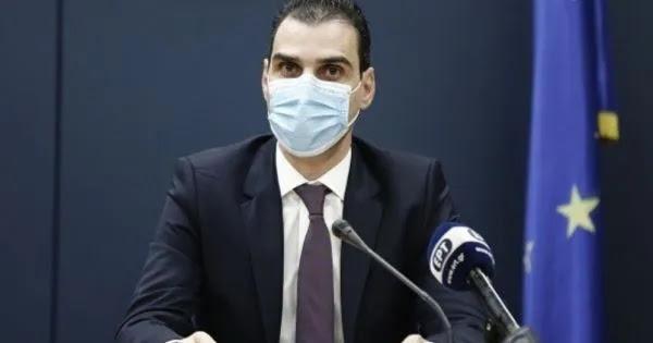 Θεμιστοκλέους: «Πιθανή η υποχρεωτικότητα σε άλλους κλάδους - Αρχίζει η χορήγηση της 3ης δόσης του εμβολίου»