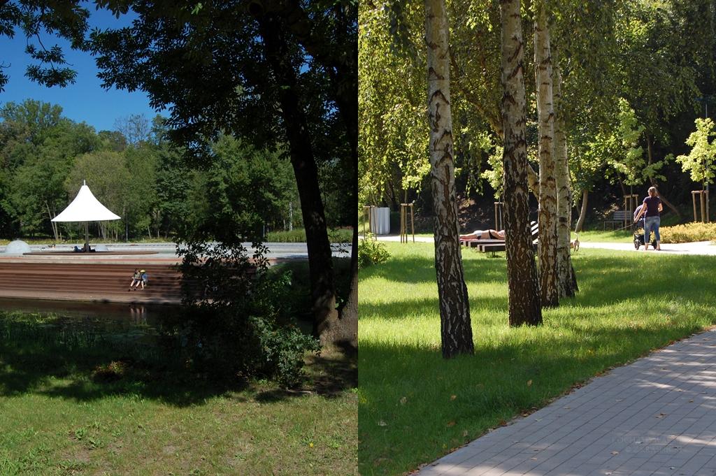 Park Centralny w Olsztynie