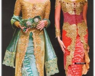 model baju kebaya modern anne avantie