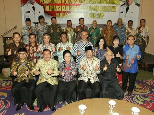 Forum Pembauran Kebangsaan FPK Kota Bandung