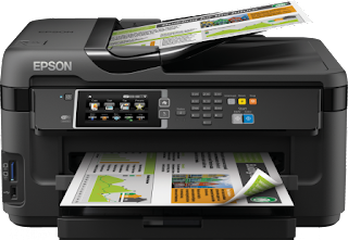 Epson WorkForce WF‑7610DWF driver download Windows, Epson WorkForce WF‑7610DWF driver download Mac, Epson WorkForce WF‑7610DWF driver download Linux