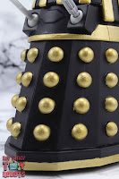 "Custom 'The Curse of Fatal Death"" Black Dalek 08"