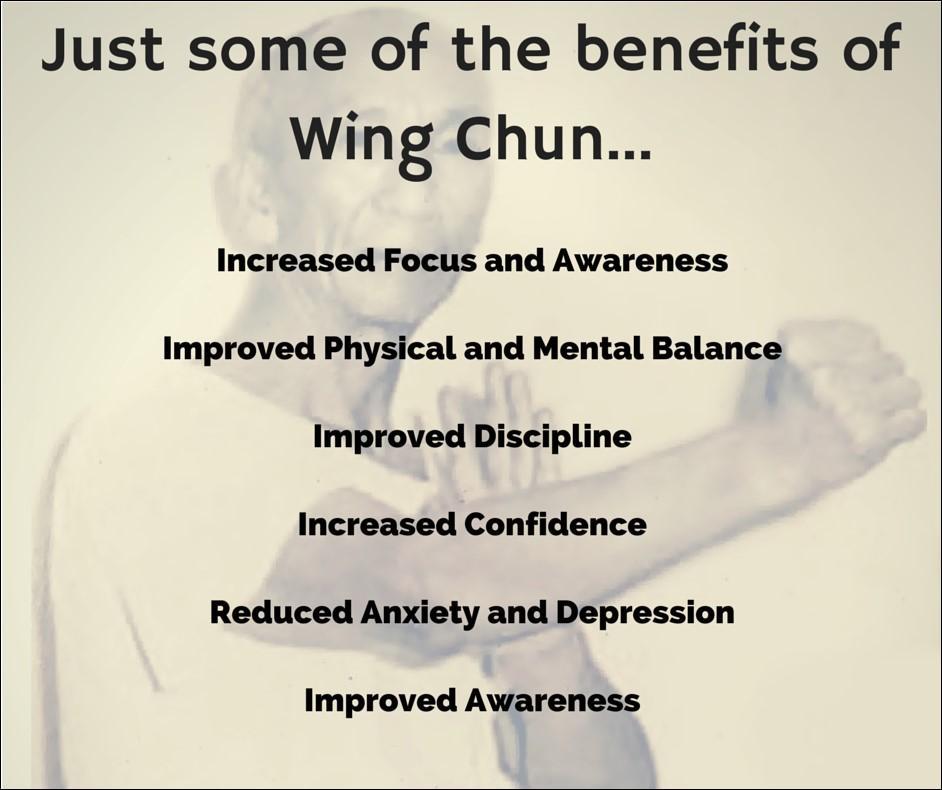 Wing Chun Benefits