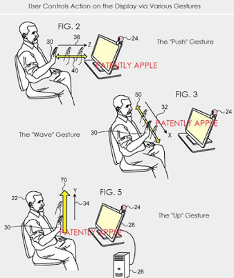 """Paten Apple Mac dengan Kamera """"TrueDepth"""" dan """"Hand Gestures"""""""