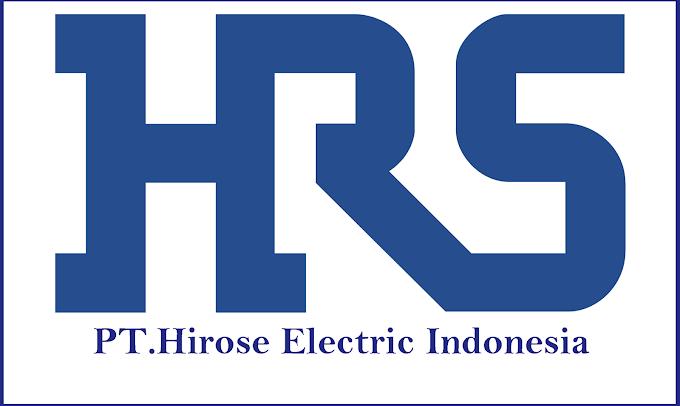 Loker SMK Kawasan EJIP PT Hirose Electric Indonesia Cikarang