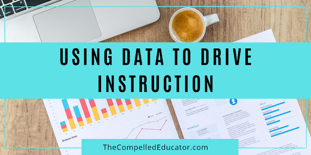The Compelled Educator: Using data to drive instruction
