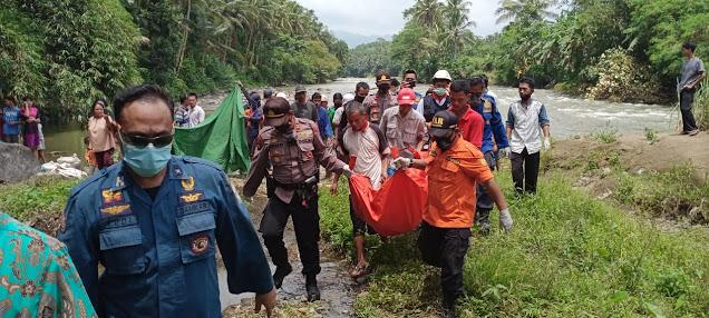 Geger Penemuan Mayat Perempuan di Sungai Klawing PurbaIingga, Begini Kata Kapolsek Mrebet