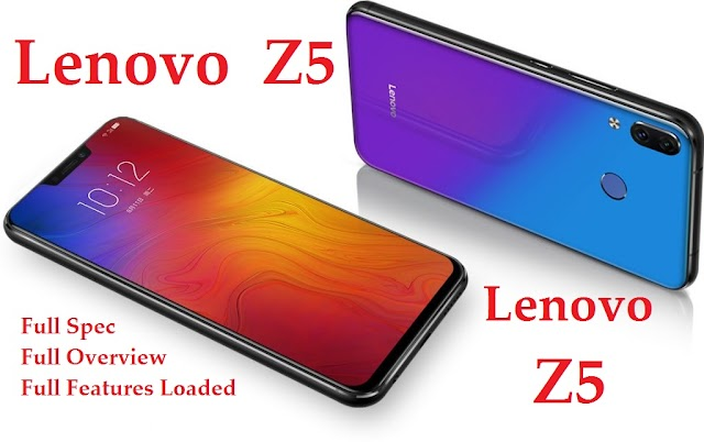 Lenovo z5 unboxing and hands on review in hindi