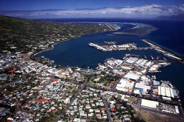 Papeete, Capital da Polinésia Francesa