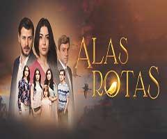 capítulo 103 - telenovela - alas rotas  - imagentv