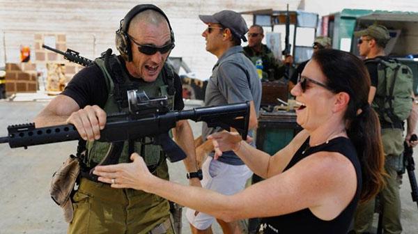 Wisata Senjata Api Di Israel