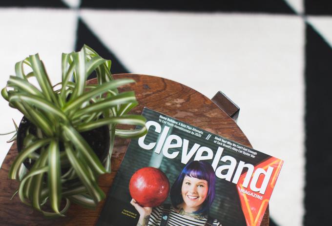 Cleveland, magazine,