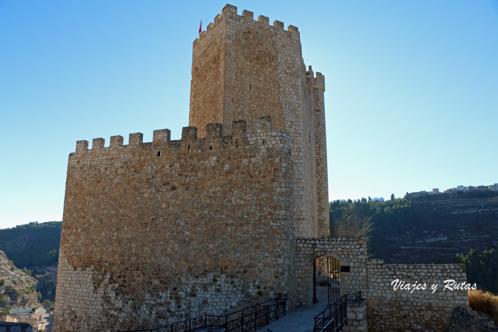 Castillo de Alcalá de Júcar