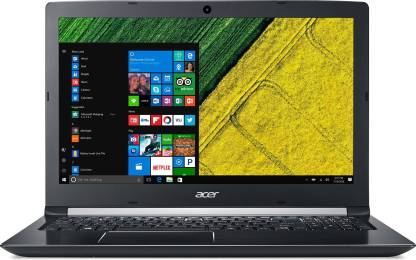 Rs,37990/-  Acer Aspire 5 Core i5 7th Gen - (8 GB/1 TB HDD/Windows 10 Home/2 GB Graphics) A515-51G -5673 Laptop  (15.6 inch, Obsidian Black, 2 kg)