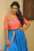 Nithya Shetty in Orange Choli at Kalamandir Foundation 7th anniversary Celebrations ~  Actress Galleries 032.JPG