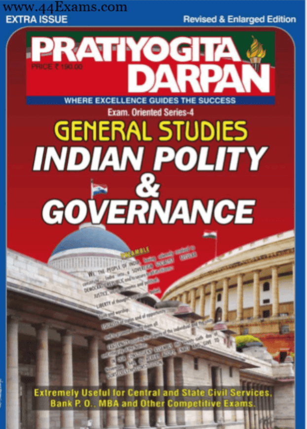 Pratiyogita-Darpan-Indian-Polity-and-Governance-For-All-Competitive-Exam-PDF-Book