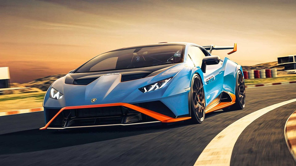 7,430 Lamborghinis delivered worldwide in 2020